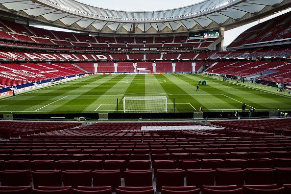 Atletico Madrid v Sporting CP - UEFA Europa League Quarter Final Leg One
