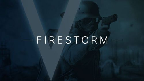 EA has finally released the first trailed for Battlefield V's Firestorm mode