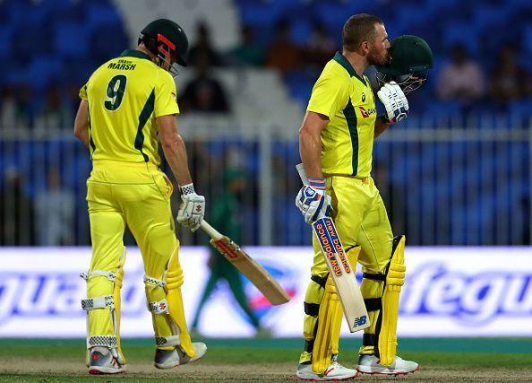 Pakistan v Australia - ODI Series: Game 1