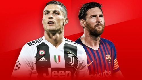 Ronaldo and Messi have raised the bar for forwards in modern football