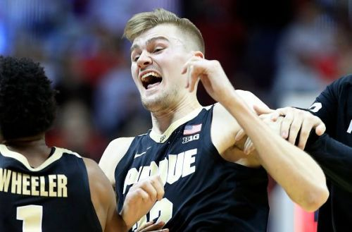 Purdue will be looking to reach their third final in four years