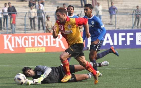 Even though Tolgay Ozbey inspired a win against Dempo, East Bengal failed to peep them off the title