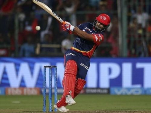 Rishabh Pant playing for Delhi is the only player to score a century in matches between these two sides