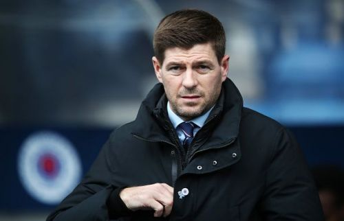 Steven Gerrard is currently the manager of Rangers FC