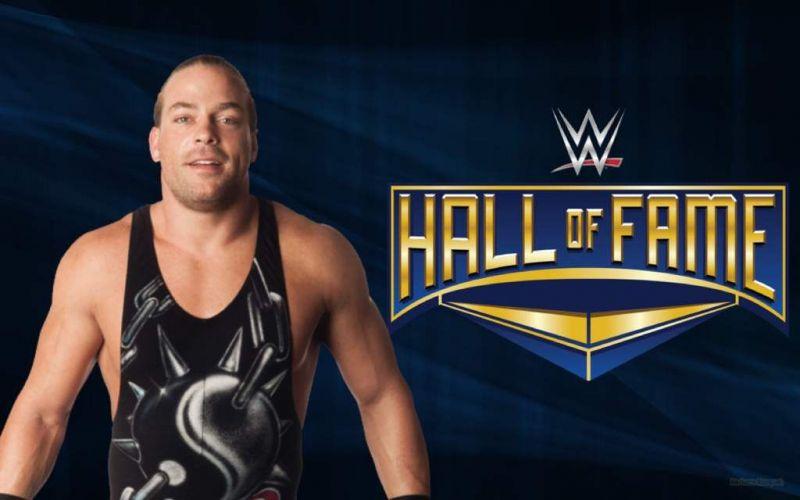 Is Rob Van Dam a future WWE Hall of Famer?