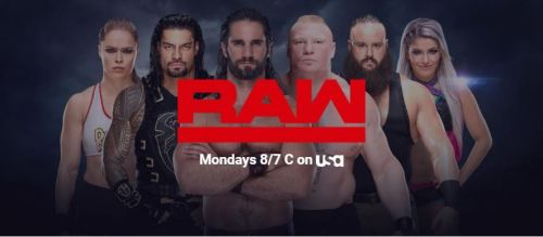 Roman Reigns has been added back to the RAW graphic on WWE's website