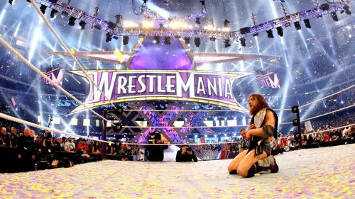 Daniel Bryan's rise to the top is truly one of the best Road To WrestleMania stories' of all time