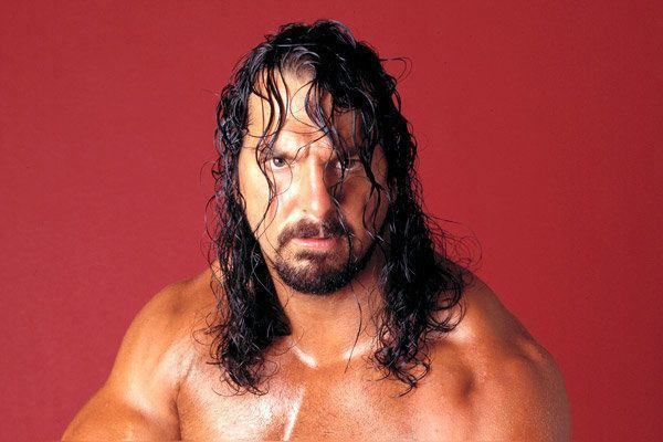 Chris Kanyon has an unlikely win over