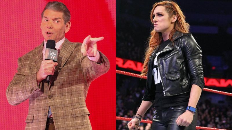 Is Becky Lynch Vince's greatest WWE Superstar in recent times?