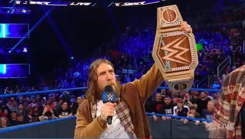 Daniel Bryan is great as the WWE Champion, cutting it short would be a shame!
