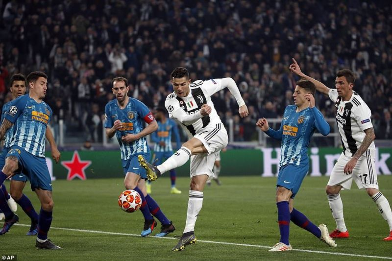 Image result for juventus 3-0 atletico madrid