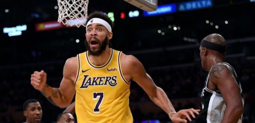 JaVale McGee's progress over the years is worth applauding.