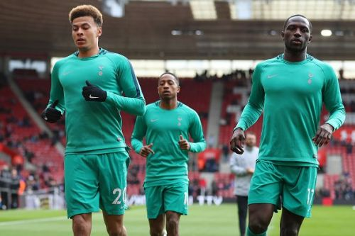 Spurs midfield needs to take more responsibilities