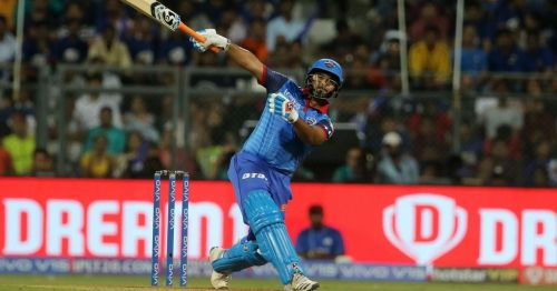 Rishabh Pant was awarded Player of the Match award for his superb 78 runs knock.