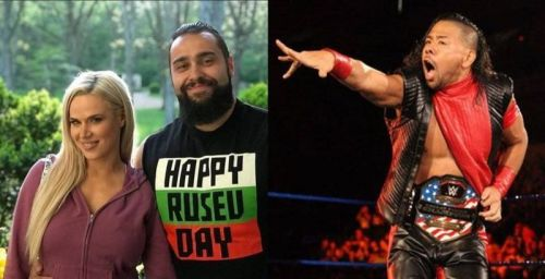 Right now, neither Rusev nor Shinsuke Nakamura is in the United States Championship picture
