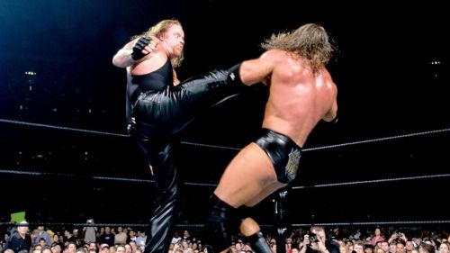 Triple H and The Undertaker have had quite the rivalry over their careers, but their WrestleMania 17 match didn't represent their best work