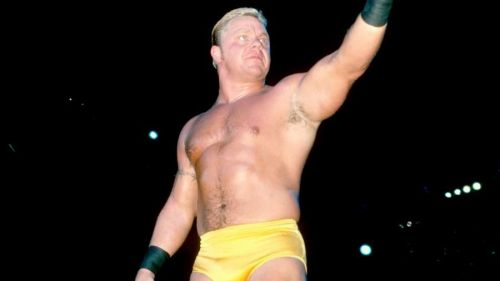 Former ECW World Champion, Shane Douglas