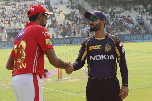 Kings Xl Punjab Vs Kolkata Knight Riders