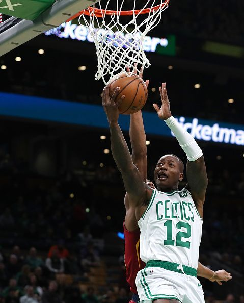 Terry Rozier has been in phenomenal touch for the Celtics this season.