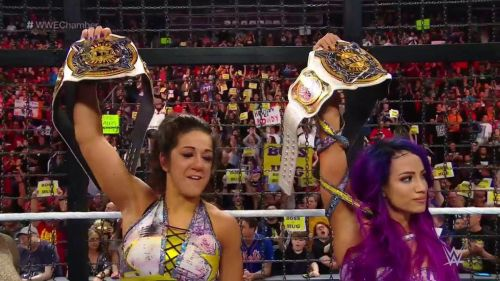 Will WWE turn Sasha Banks and Bayley heel at WrestleMania 35?