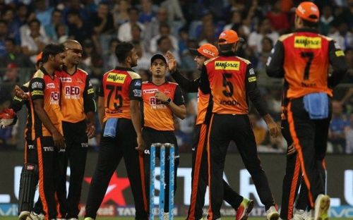 Sunrisers Hyderabad is one the consistent teams in Bowling attack