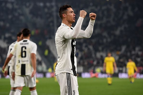 Cristiano Ronaldo wants Juventus to make a statement this summer