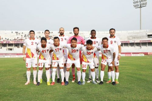 East Bengal finished in the second position for the fourth time, most by any team