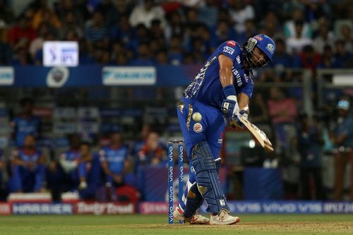 Yuvraj Singh represented Mumbai Indians in the latest IPL (Image courtesy: IPLT20/BCCI)