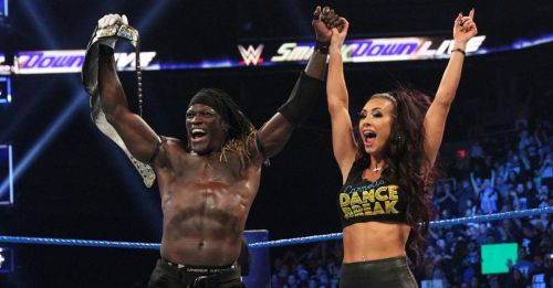 What's the end game with R-Truth as US Champion in 2019?