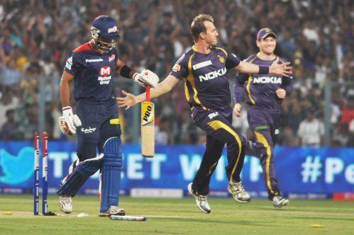 IPL 2013: Match 01 - KKR vs DD
