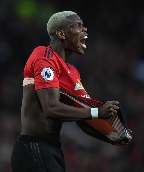 Paul Pogba has been brilliant since Ole