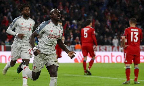 Image result for mane bayern munich sportskeeda