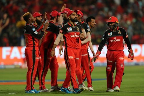 Royal Challengers Bangalore (Source - iplt20.com)
