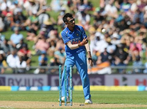 After his IPL success, Chahal is now a regular for Team India