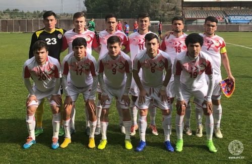 The Tajikistan U-23 team held the U-21 team of CSKA Moscow, whose senior team defeated Real Madrid twice in the UEFA Champions League