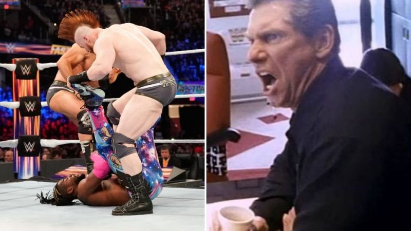 Why is Vince McMahon repeatedly cheating Kofi Kingston?