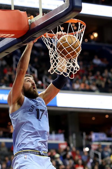Memphis Grizzlies v Washington Wizards Houston Rockets v Los Angeles Lakers