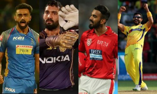 Who are the 10 players who have earned in excess of ₹ 10 crores from a single IPL season?