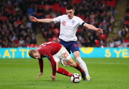 The introduction of new talent like Declan Rice means England have serious strength in depth
