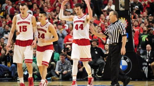 The Wisconsin Badgers have won three Big Ten titles (Picture Credit: Big 10 Network)