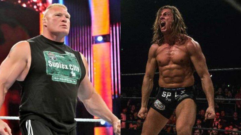 The man who could retire Lesnar