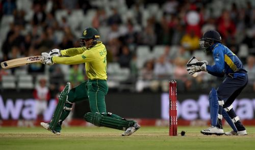 Quinton de Kock has been in tremendous form for the Proteas