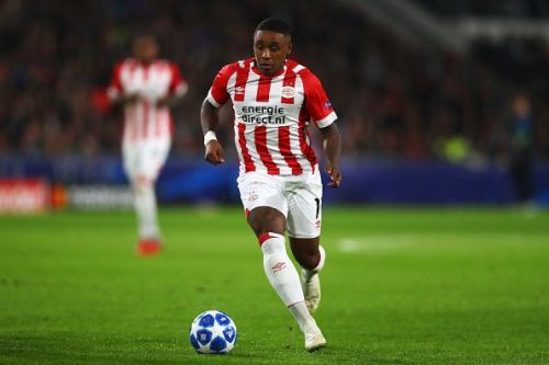 Steven Bergwijn has attracted interest from Old Trafford