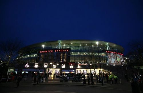 Arsenal will play Newcastle at the Emirates Stadium