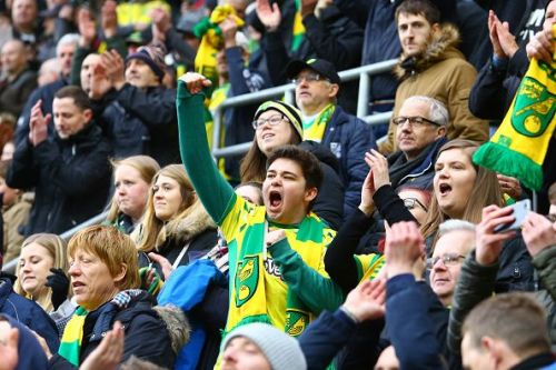 A season of good cheer for Norwich City fans