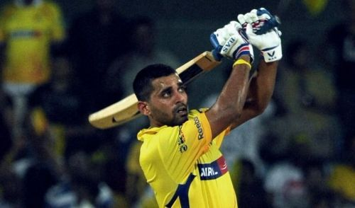 Murali Vijay's 127 is the highest individual score in CSK vs RR matches.
