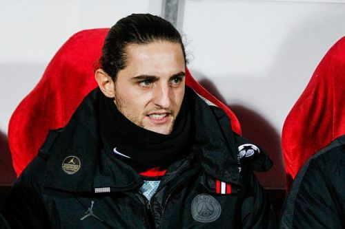 There is no shortage of suitors for PSG's Adrien Rabiot