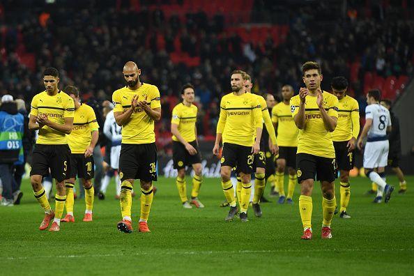 Borussia Dortmund have lost their way in recent weeks