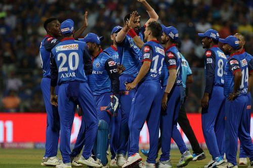 The new look Delhi Capitals