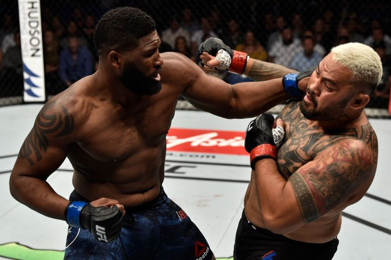 Curtis Blaydes is one of the best Heavyweights in the world right now